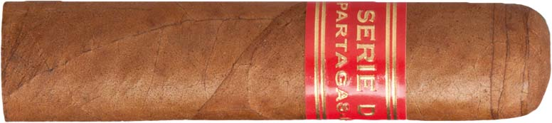 Partagas Serie D No.6 Short Robusto